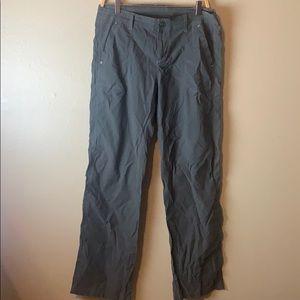 Kuhl women's hiking light Pants khaki sz 12